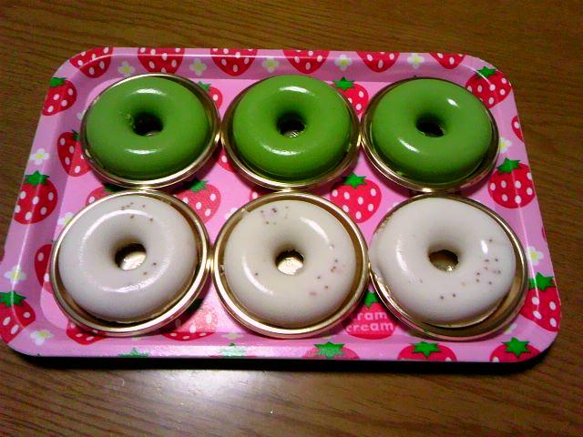 手作り生ドーナツ(≧∇≦)